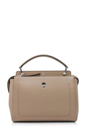 Fendi DotCom Bag Light Brown