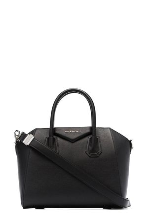 Givenchy Small Antigona Black with Detachable Strap