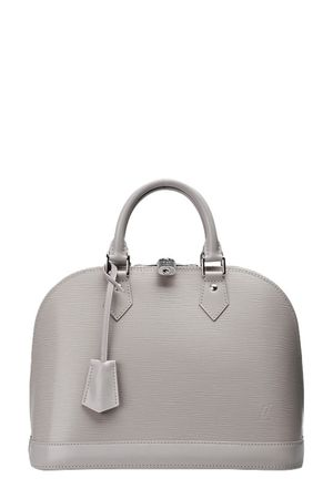 Louis Vuitton Epi Alma PM Light Grey