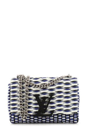 Louis Vuitton Chain Louise Smock Clutch